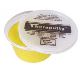 TheraPutty Plus exercise 85g - gelb