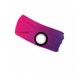 earebel  Light Headband pink-purple
