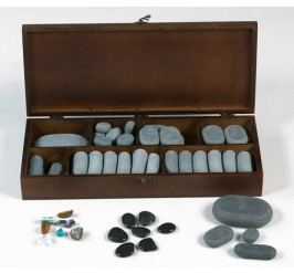 Hot Stone Set 64-teilig