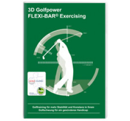 Flexi-Bar DVD 3D Golfpower