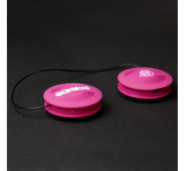 earebel Solo Headphones Bluetooth pink