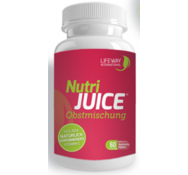 Nutri Juice Obstmischung