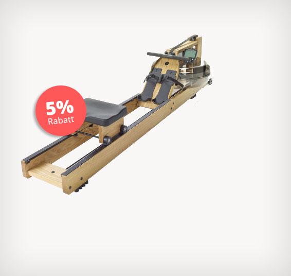Waterrower -5%